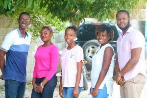 Teacher group shot